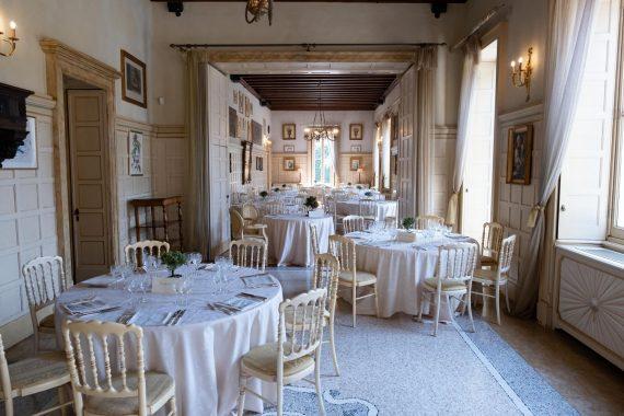 matrimonio villa ricevimento tavoli sedie