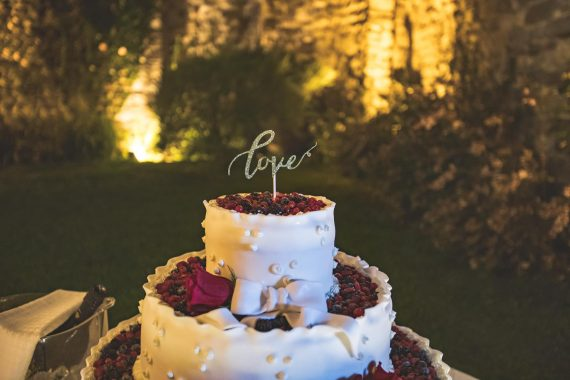 dolci torta nuziale matrimonio love