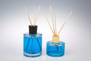profumo ambienti blu