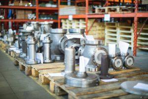 fabbrica oggetti industriali bancali