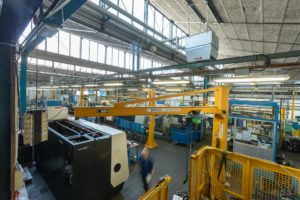 interno fabbrica