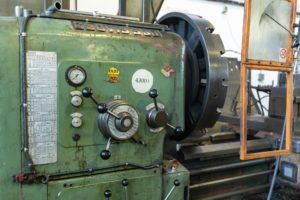 macchinario fabbrica