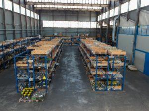 fabbrica magazzino