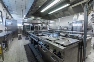 cucina forno fornelli