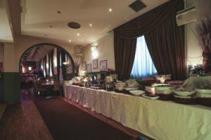 evento tavola cibo