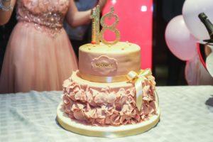evento torta compleanno