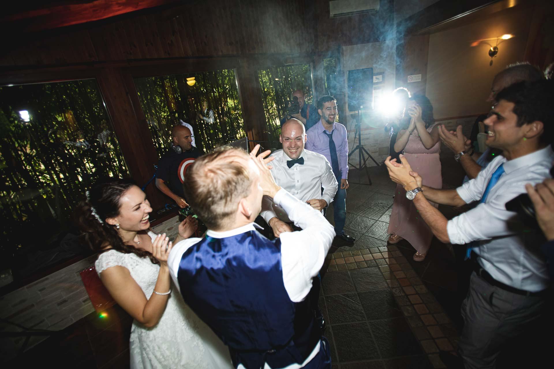 matrimonio ricevimento balli