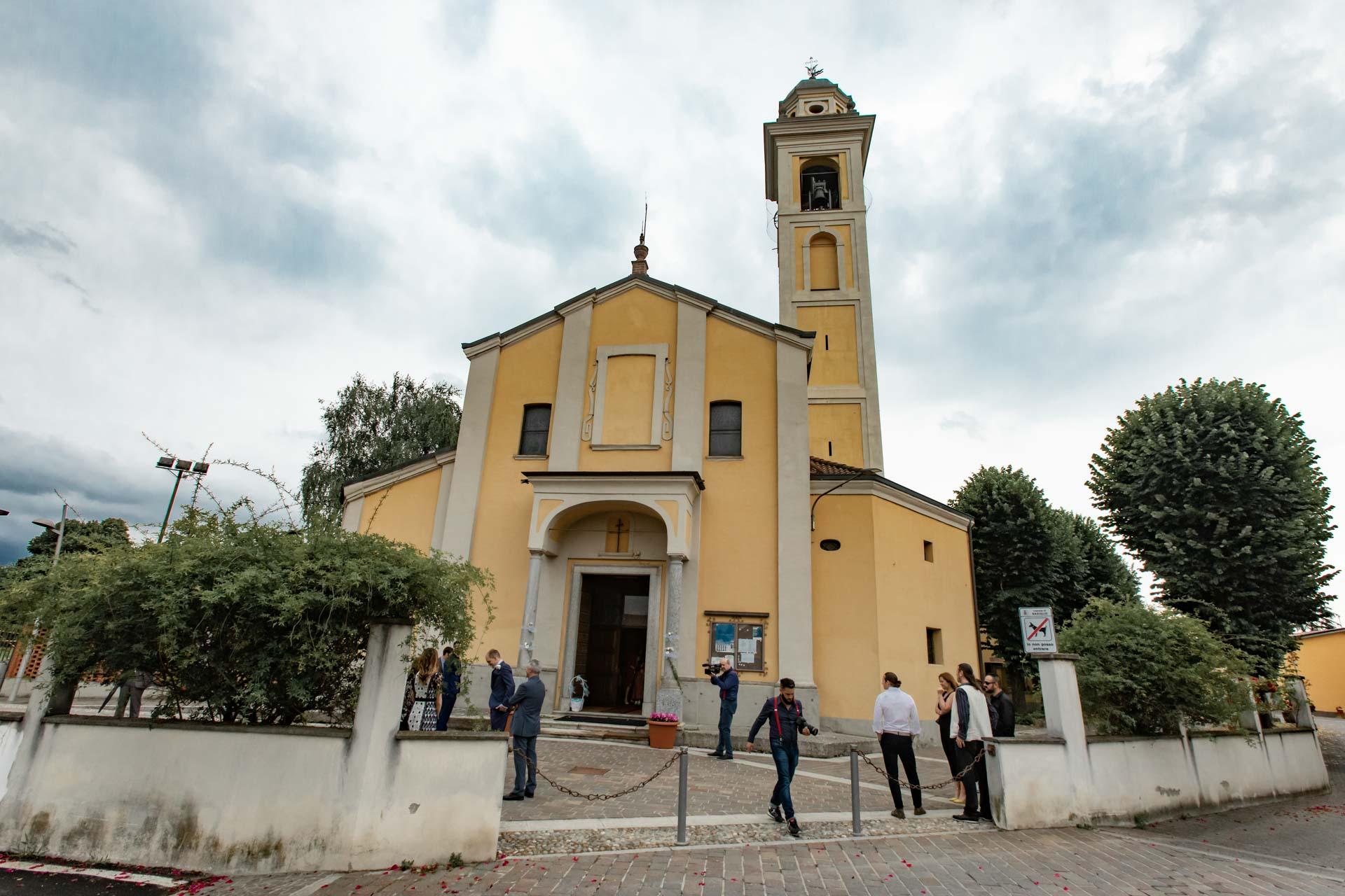 chiesa invitati
