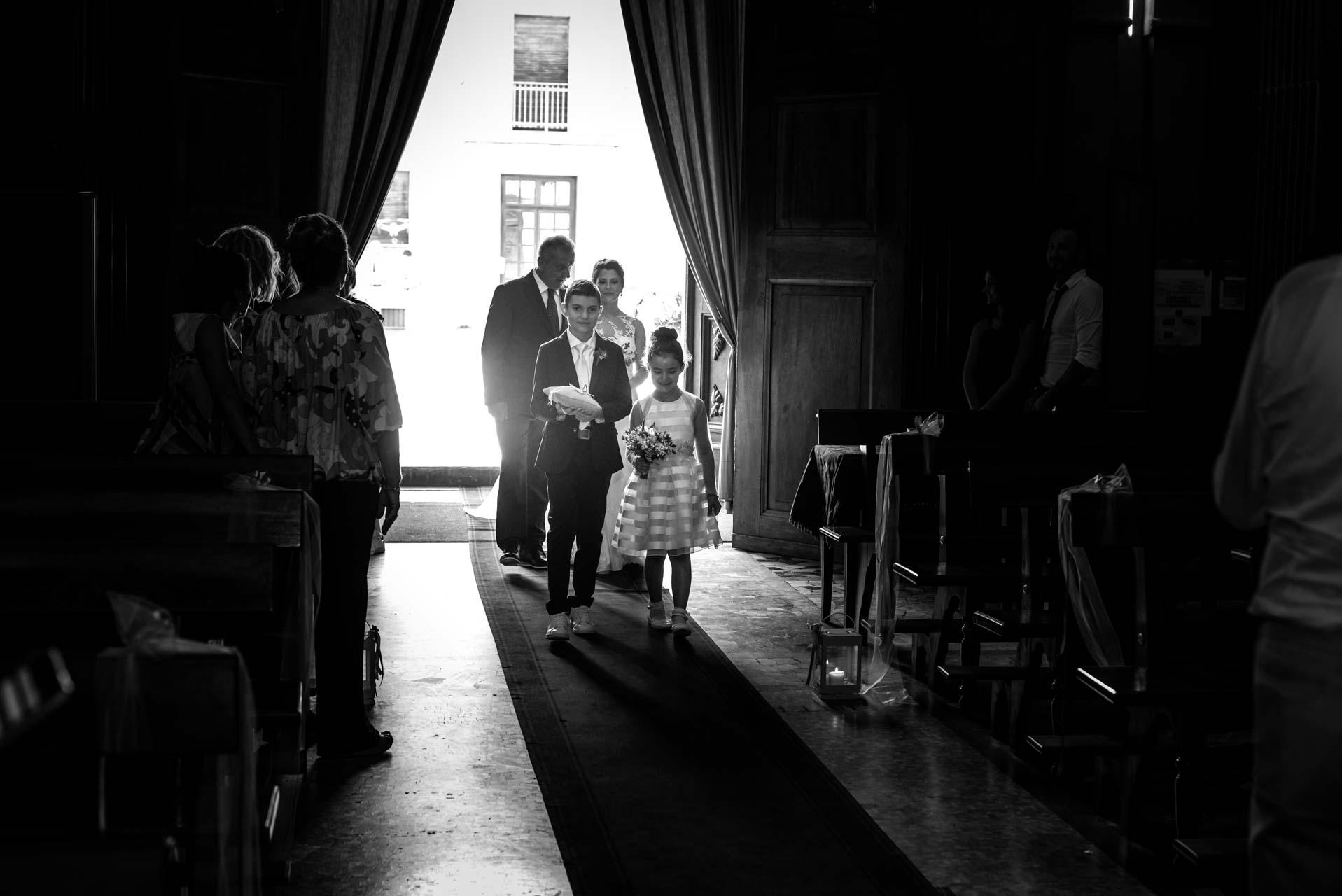 matrimonio sposa chiesa paggetti