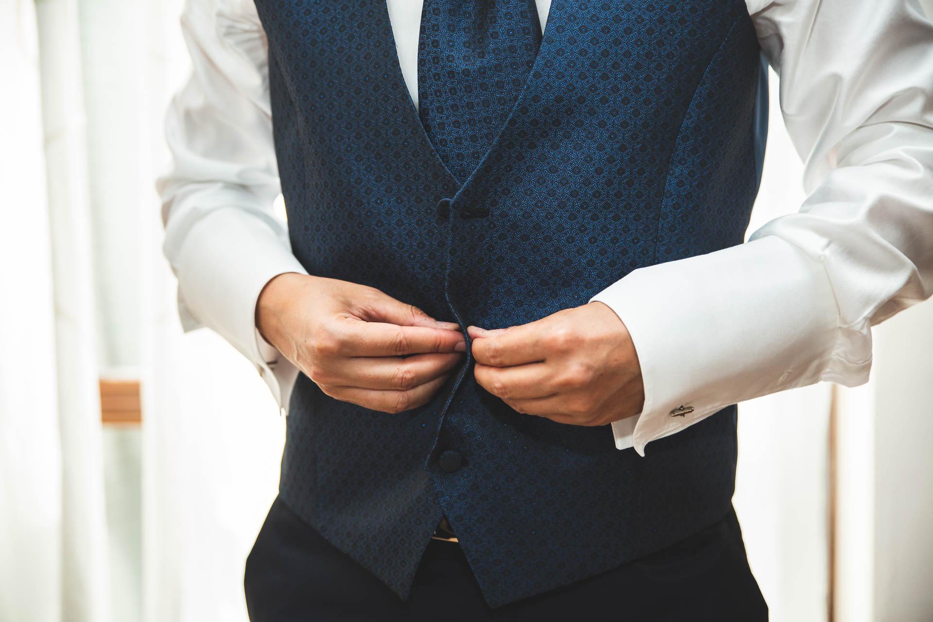 sposo abito